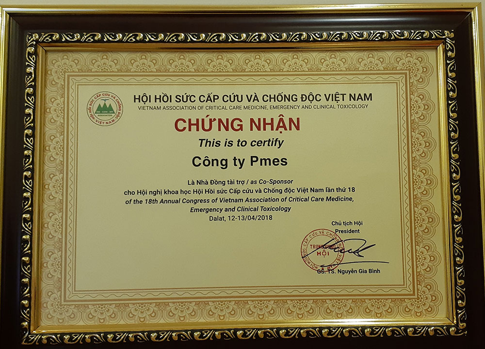 The 18th Annual Congress of Vietnam Association of Critical Care